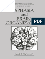 Aphasia and Brain Organization