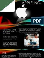 Presentacion de Apple