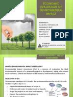 Economic Evaluation of Environmental Impact