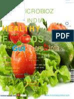 MICROBIOZ INDIA,NOVEMBER 2014,MICROBIOLOGY MAGAZINES