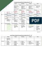 ecology unit week nov 10th-14th
