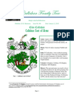 2 - clan callahan - coat of arms and surname history