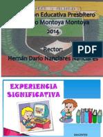 Diapositivas PTA Octubre 2014