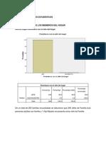 Gráficos y Cuadros Estadísticos