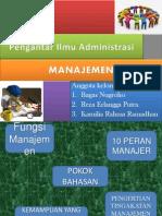 Management Edit