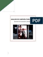 Analisis de Campaña Publicitaria