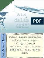 Air Dan Gizi