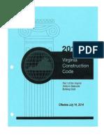 2012 Virginia Construction Code