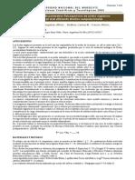 Determinación de Parámetros Fisicoquimicos de Acidos Organicos Mediante Modelos Computacionales