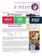 The PILOT -- November 2014