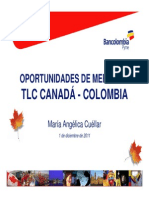 Tlc Colombia Canada
