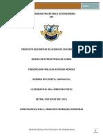 Proyecto de Diseño de Estructuras de Acero (2)