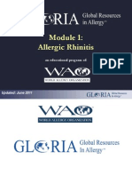Module1 Allergic Rhinitis