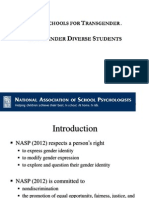 Safe Schools for Transgender and Gender Diverse Students 11514 draft