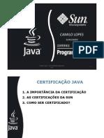 Certificacao Java