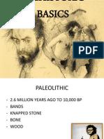 Prehistoric Basics Ymballa