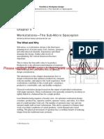 Workstation-sub Micro Space Plan