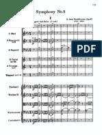 Beethoven - Symphony No 5 Mvt I (ed  Unger)