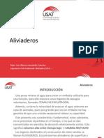 H. 2014-II. 2.3. Aliviaderos