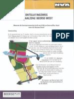 Waarom de bestuursmeerderheid van BeersePlus en N-VA kiest voor  de Nieuwe Dreef