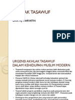 Akhlak-Tasawuf
