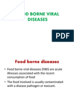 Food Borne Viral Diseases for ugs