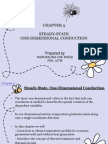CHAPTER 3 (STEADY-STATE ONE-DIMENSIONAL CONDUCTION)