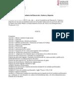 Proyecto Orden por la que se establece para la Comunitat Valenciana el currículo del ciclo formativo de Grado Medio correspondiente al título de Técnico en Emergencias y Protección Civil