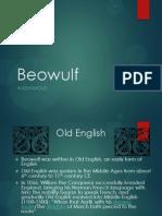 Beowulf ppt presentation