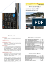 Manual de Vuelo CESSNA Airhispania