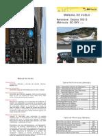 Manual de Vuelo CESSNA Airhispania