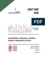 Acessibilidade NBR 9050_05.04.2011