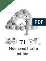 Guatematica 4 - Tema 1 - Números Hasta Millón