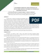 6.Humanities-Users Perception and Library Patronage Among Postgratuate Students a Case Study of Ladoke Akintola Universi