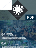 Rep 8 Role of Civil Society