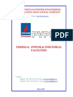 Thermal Power and Industrial Facilities