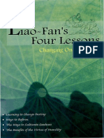 Liao-Fan's Four Lessons_Changing One's Destiny