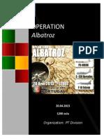 AlbatrOz operation