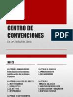 Centro Convenciones Lima