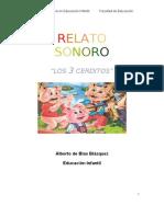 Relato Sonorolos 3 Cerditos