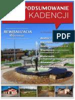 Podsumowanie Kadencji 2010-2014