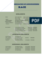 RACE CMT Cadre Contacts No.