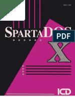 SpartaDOS X Reference Manual