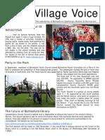 Bottesford Village Voice No74 NovDec 2014
