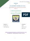 Catia Training Report