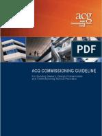 IMP Acg commissioningguideline