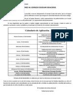 Elecciones consejo escolar 2014