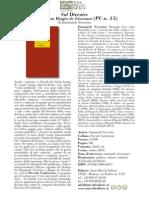 Sul divenire. Dialogo con Biagio De Giovanni, Emanuele Severino