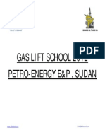 Gas Lift School Material