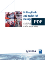Drilling Fluids and Health Risk Management